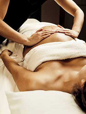 Pregnancy Massage Therapy in Arlington, VA